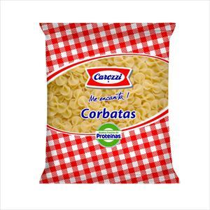 FIDEOS CORBATAS CAROZZI 400GR