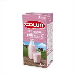 LECHE COLUN 200ML FRUTILLA