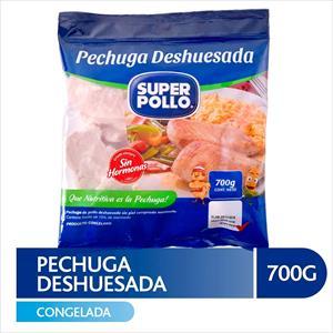 PECHUGA DESHUESADA POLLO 700G