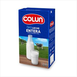 LECHE COLUN 1L UHT NATURAL