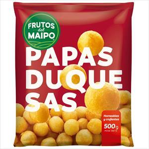 PAPAS DUQUESA FRUTOS DEL MAIPO 500GR
