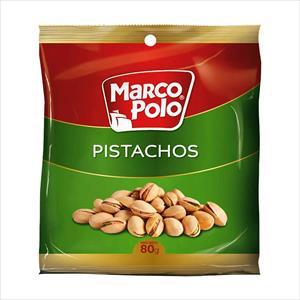 PISTACHOS MARCO POLO 80G