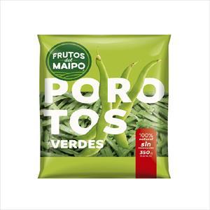 POROTO VERDE 350G FRUTOS DEL MAIPO