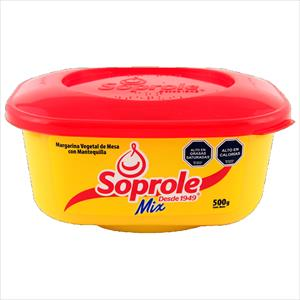 MARG SOPROLE MIX 500GR