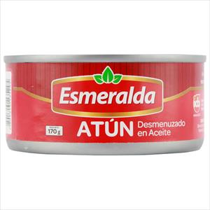 ATUN ACEITE 170GR ESMERALDA