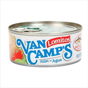 ATUN EN AGUA VAN CAMPS 160G