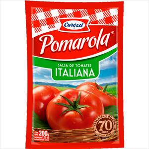 SALSA ITALIANA POMAROLA 200GR