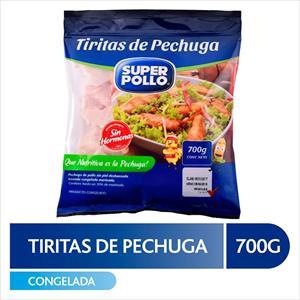 TIRITAS DE POLLO 700G