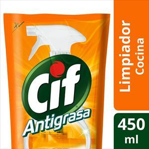 ANTIGRASA CIF ULTRA 450ML DOY PACK